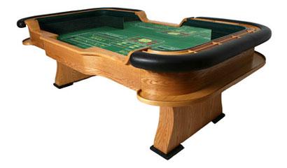Craps Table