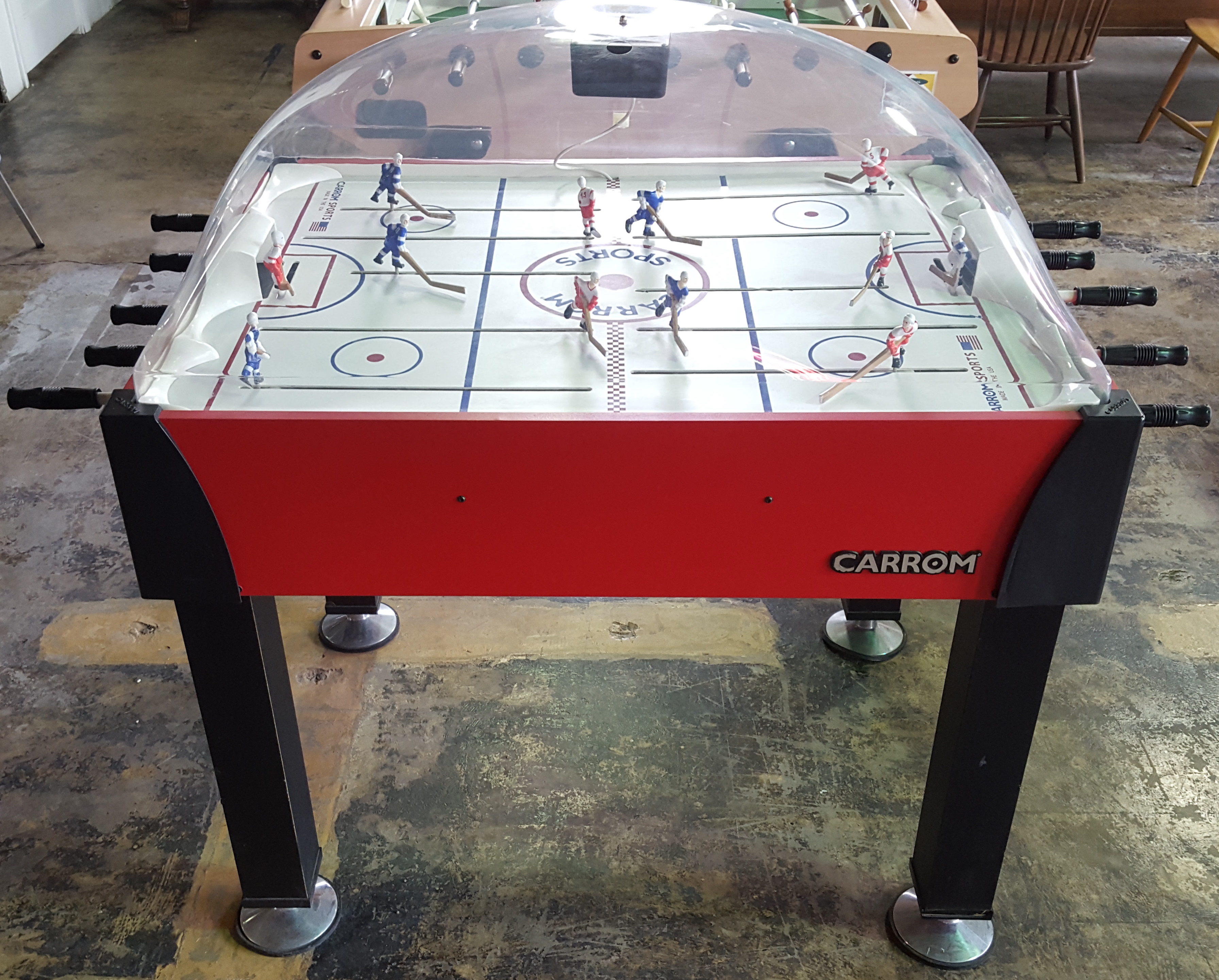 Dome Hockey